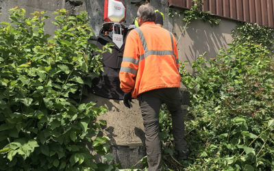 Difficult to access manholes – no problem!