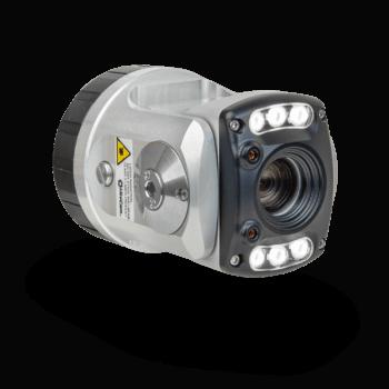CAM028L seitliche Ansicht mit Beleuchtung