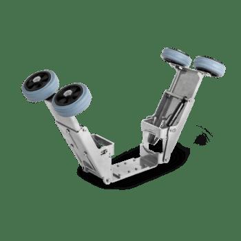 Eiprofil Adapter für Kanalkamera Fahrwagen