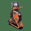 Schiebekamera System mit 100 m Schiebekabel