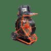 Schiebekamera System mit 60 m Schiebekabel